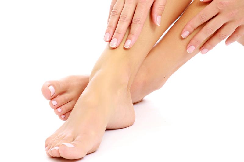 健康寿命のカギは「足や爪」