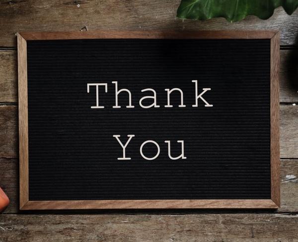 【群馬 美容室】感謝の気持ちを背中に