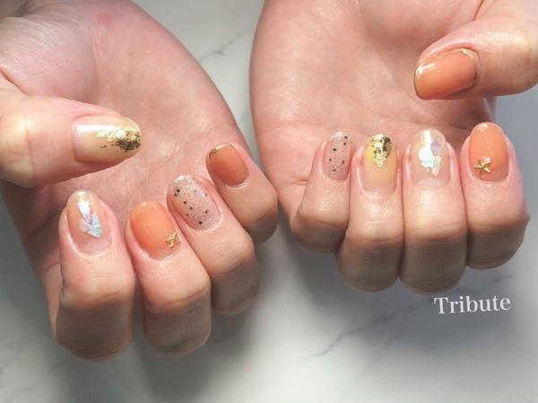 【大泉町ネイルサロン】夏の思い出   nail