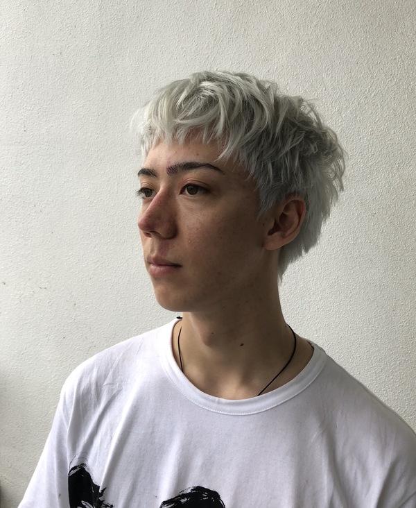 【美容師 講習】GARTEさんによる、ホワイトカラー講習