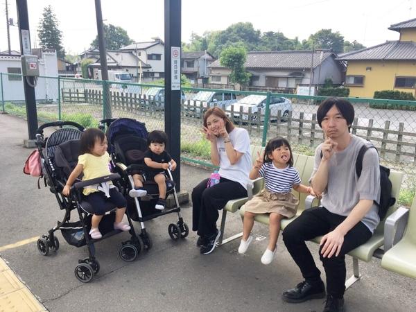 【大泉町ネイルサロン】電車の旅