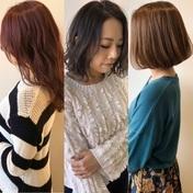【大泉町 美容室】秋のスタイル紹介