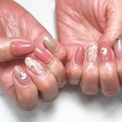 チューリップ nail
